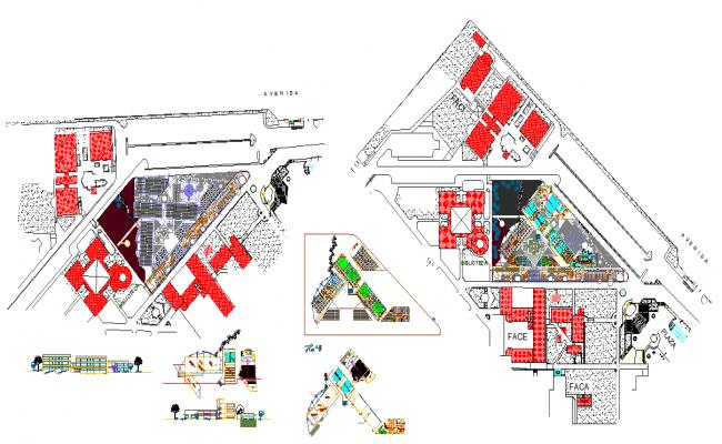 School Design plan
