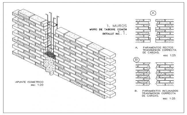 Wall Construction Design
