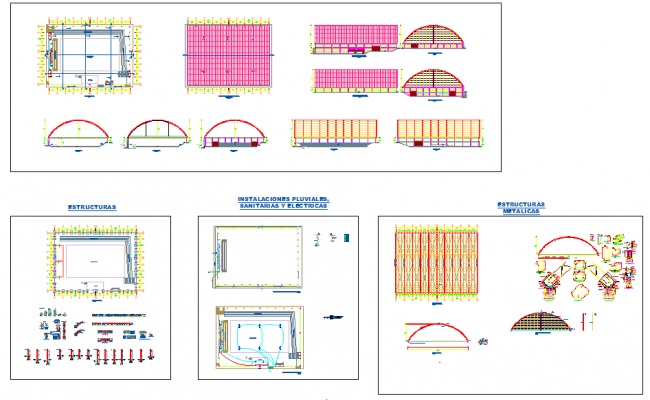 Multi Purpose Hall Design