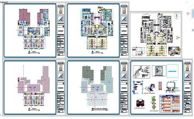 Specialty hospital Design File