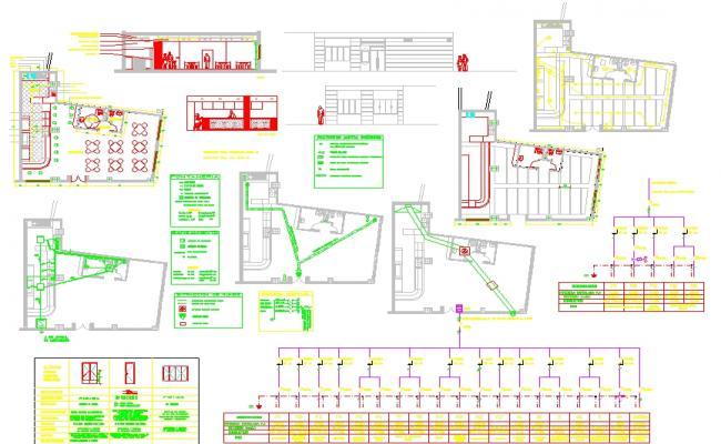 Coffee Bar Detail plan