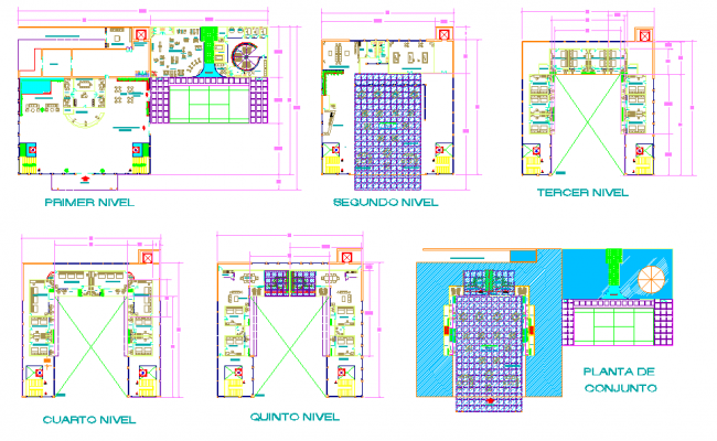 Hotel design project