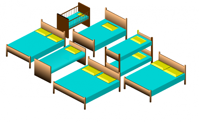 3D Bed Design