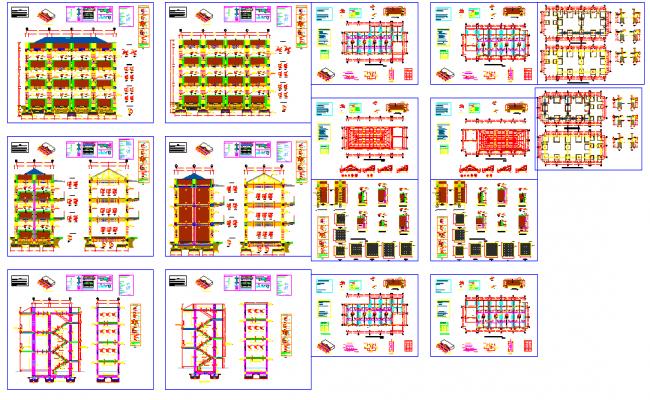 Multi clinic design file