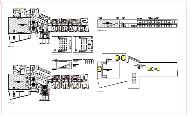 Auditorium detail file