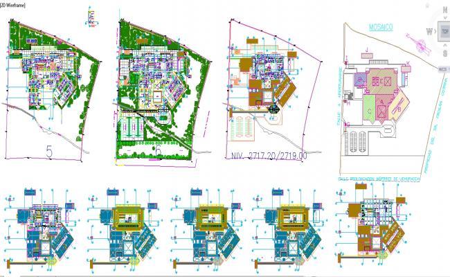 General Hospital design file