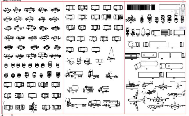 Vehicle Block Design