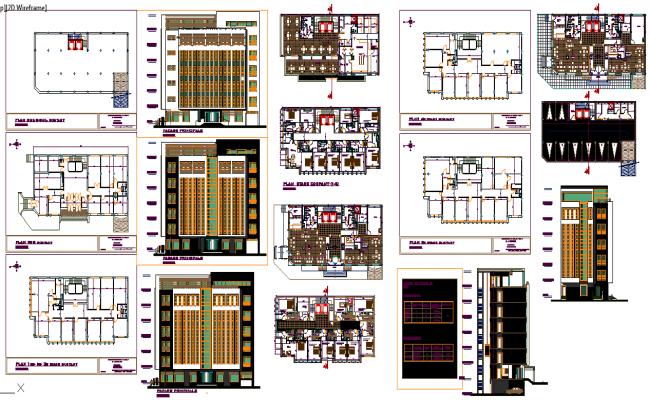 Hotel Project design