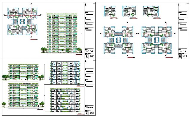 Apartments Building Project