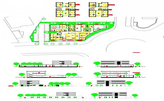 Hospital project detail