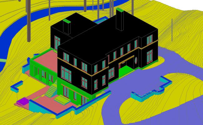 3D Family Residence