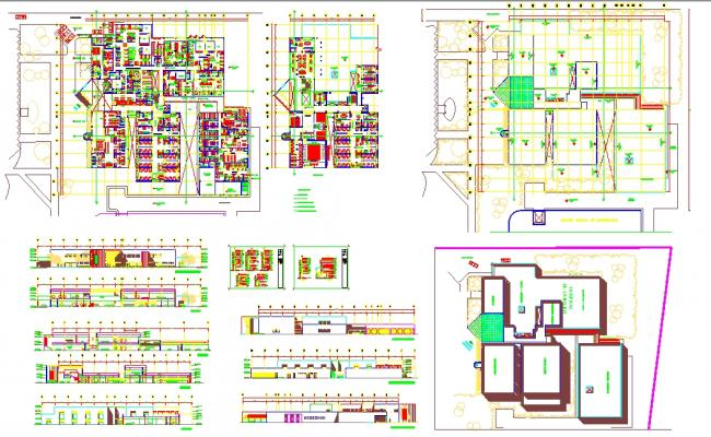 Hospital capacity in 36 bed