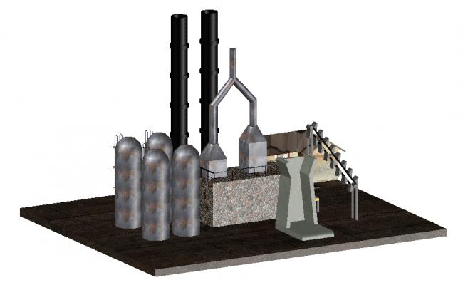 3D Industrial Design