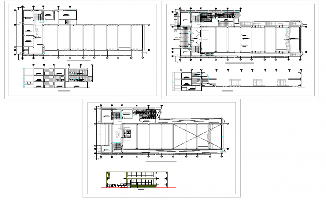 3 Floor Church Project