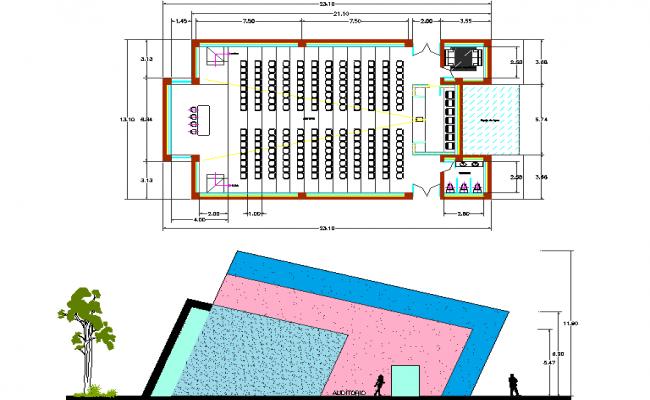Multiple Uses Auditorium
