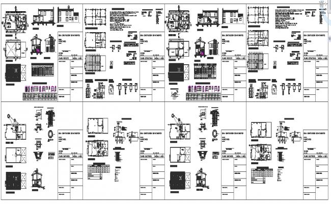 Simple Family House Plan