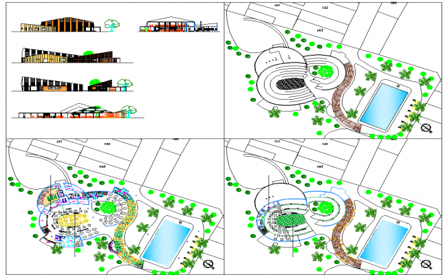Restaurant Detail plan