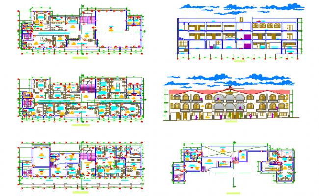 City Function Hall Design