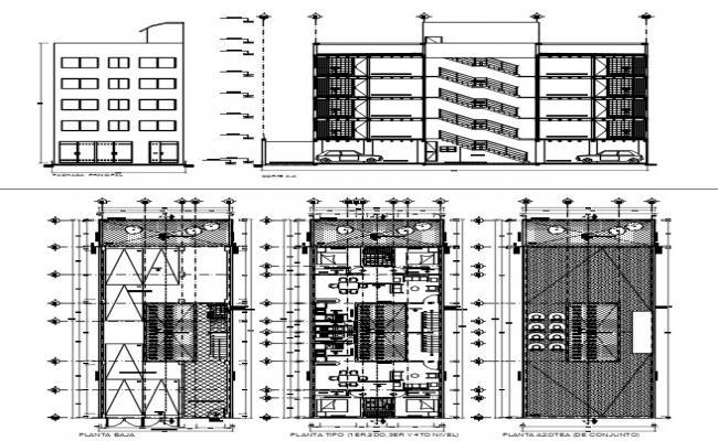Building design department