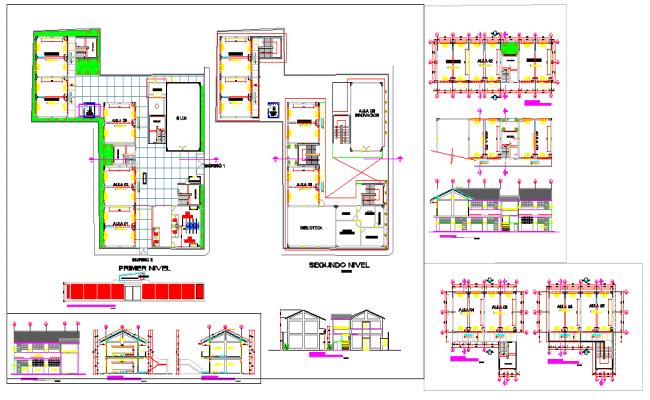 Collage plan