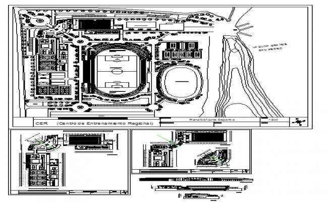 Stadium Detail Design