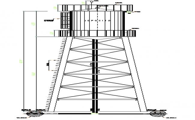 Elevation Tank Design