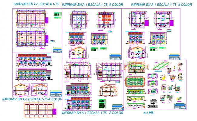 School detail design