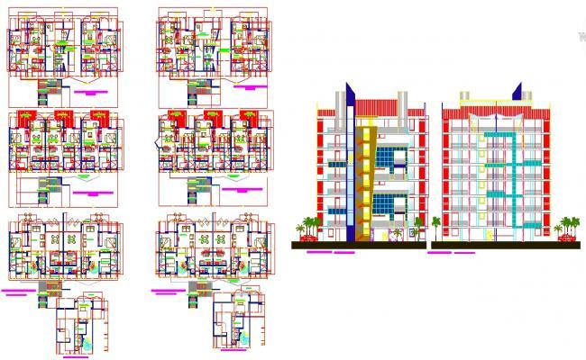 Modern type Hotel Design