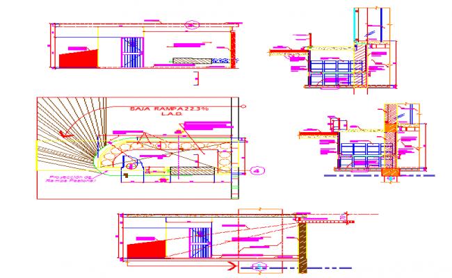 Commercial Centre Detail