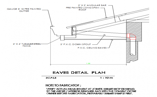 Structure Sanitary Design
