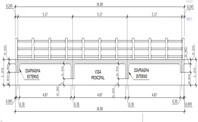 Bridge Railing Design