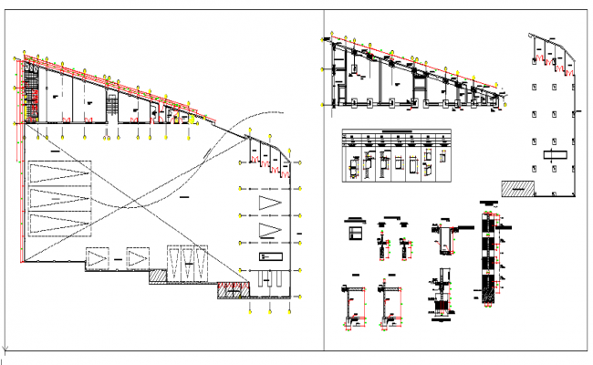 Structure Detail For Office