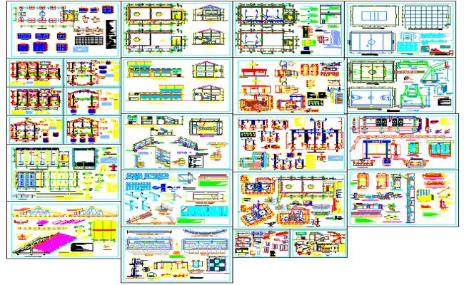 Educational  Institution plan