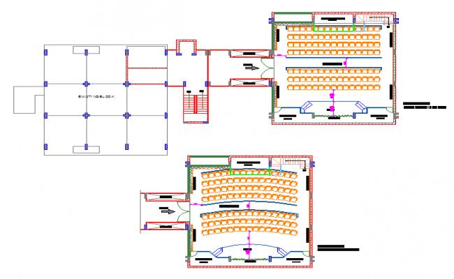 Auditorium Design file