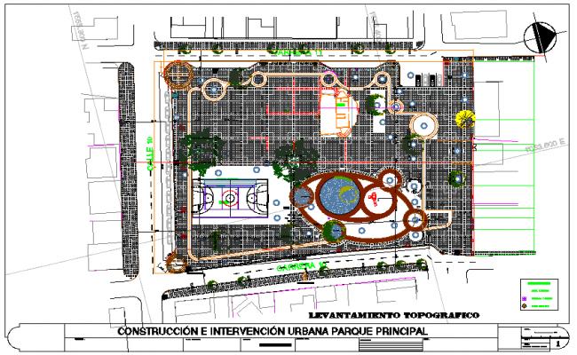 Urban Recreational Park