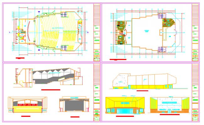 Auditorium  Project