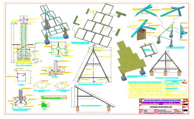 Support Panel Design