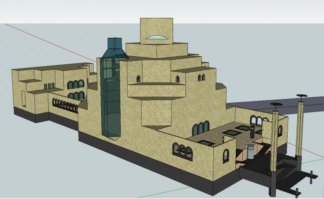 Musuem Of Islamic Arts, Doha Qatar