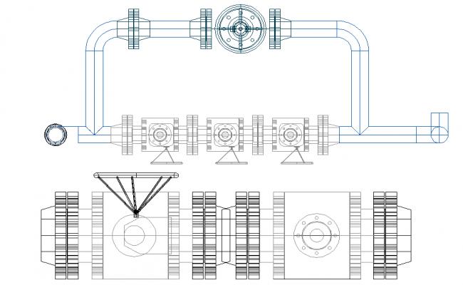 Gas valve industrial