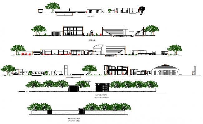 Recreational center Design File