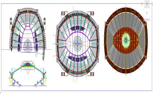 Temple ceiling  Design