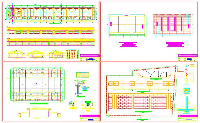 Education centre design