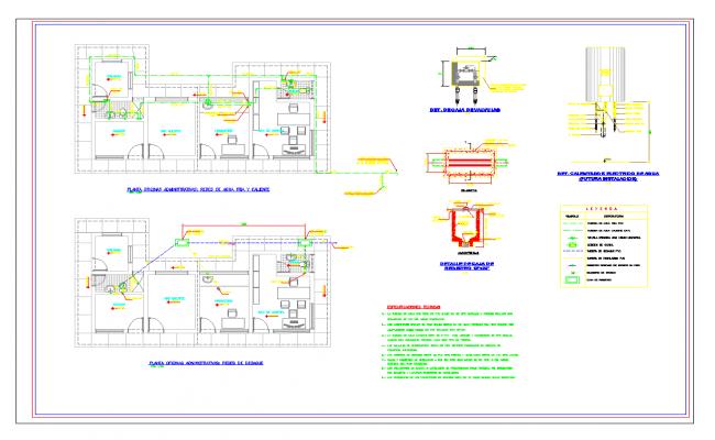 Plumbing Design For office
