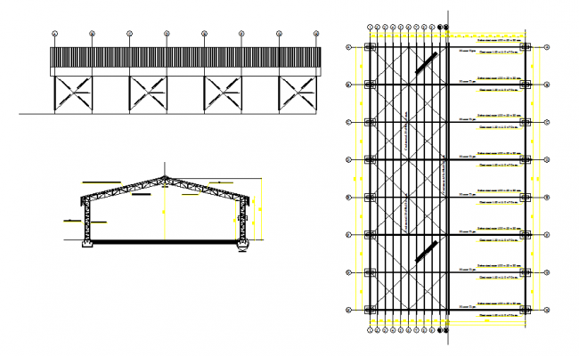 Metallic Stucture