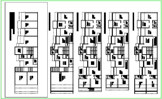 Archana Apartment lay-out