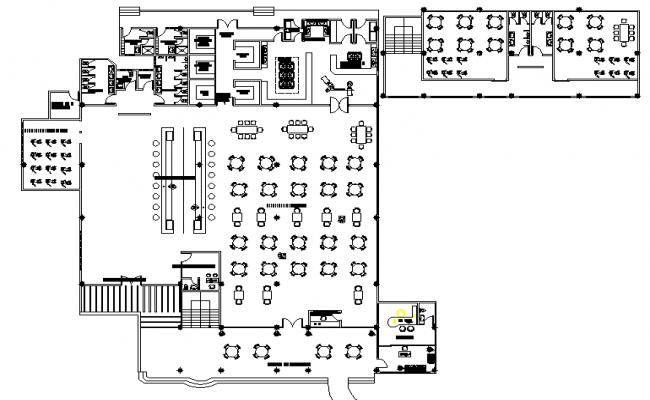 Restaurant Plan detail