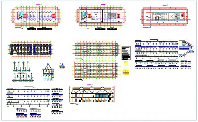 Market Structure detail