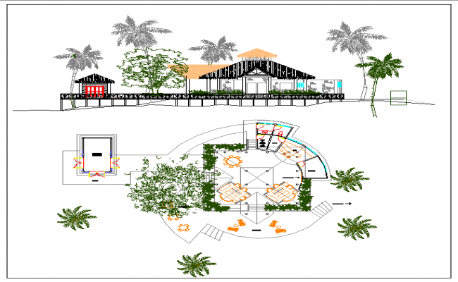 Resort Hotel Plan