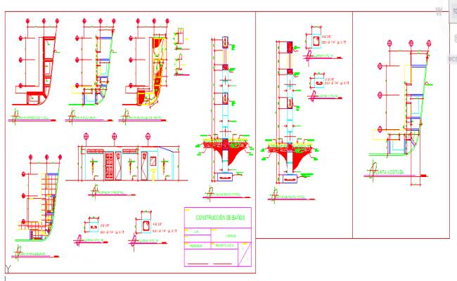 Construction Bathroom