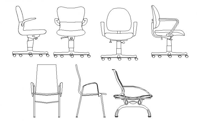 Chair Block Design